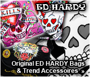 alpha red Ed-Hardy